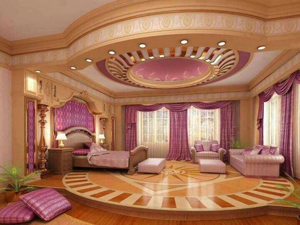 Luxurious Bedroom Designs