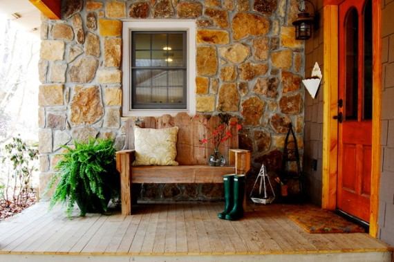 Rustic Porch