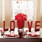 Valentines Day Home Decoration