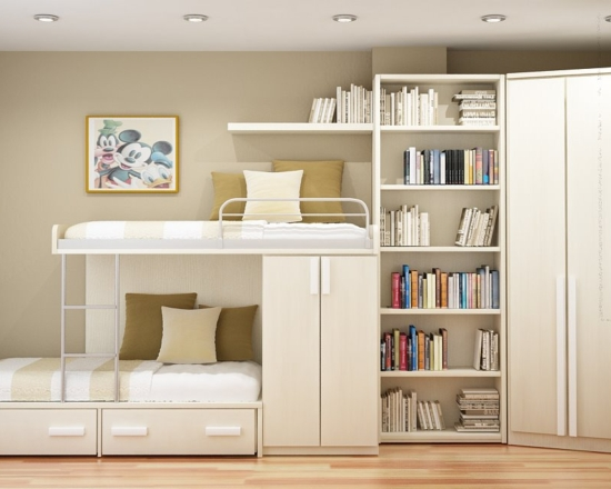 Space Saving Tips For Small Bedrooms Home Interiors Blog
