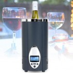 Always Serve Wine At The Right Temperature With Intelligent Wine Cooler