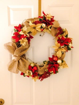 DIY Christmas Wreaths on a Budget
