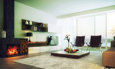 Modern Living Room Design Tips
