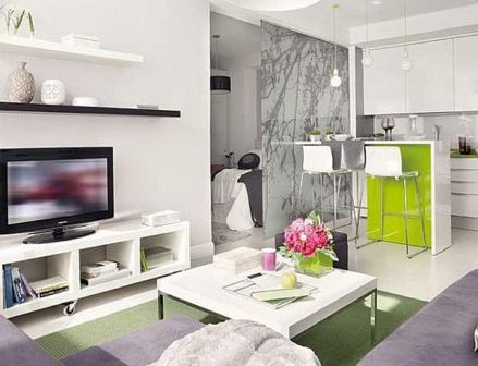 Small Spaces and How to Make Them Look Bigger