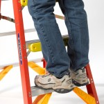 avoid injury when working within the home