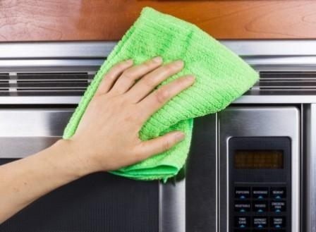 Ways to Clean Home Appliances Safely