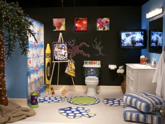 kid-friendly bathroom ideas