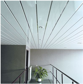PVC panels be used on ceilings