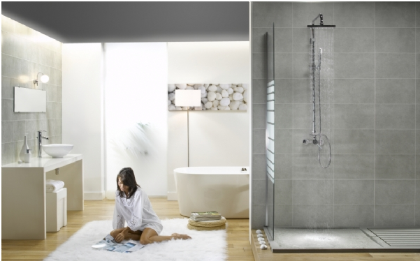 Bathroom And Shower Wall Panels Shower Surround Panels Home - Alternative to tiles in shower cubicle