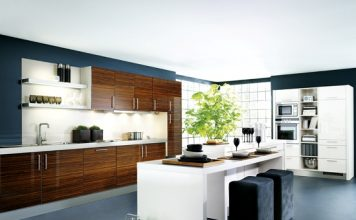 perfect contemporary kitchen
