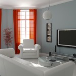 tips to adorn a small living room