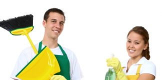 planning to hire house cleaning services