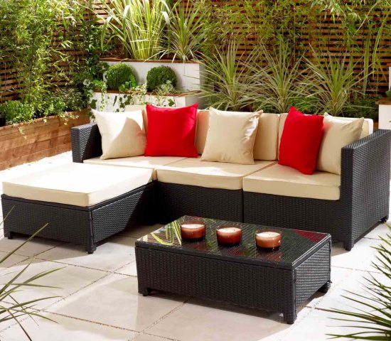 guidebook to choose garden furniture for beginners