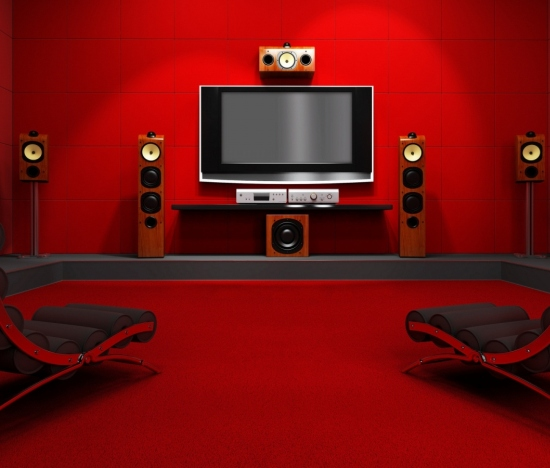 steps to follow while you plan and design a home theatre room