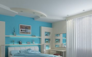 steps to get a beach themed bedroom