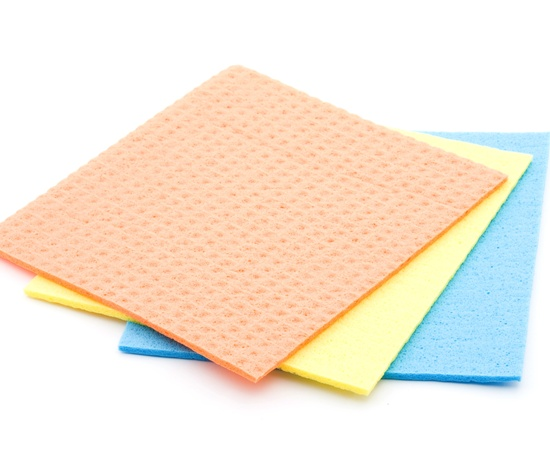 electrostatic cleaning cloths