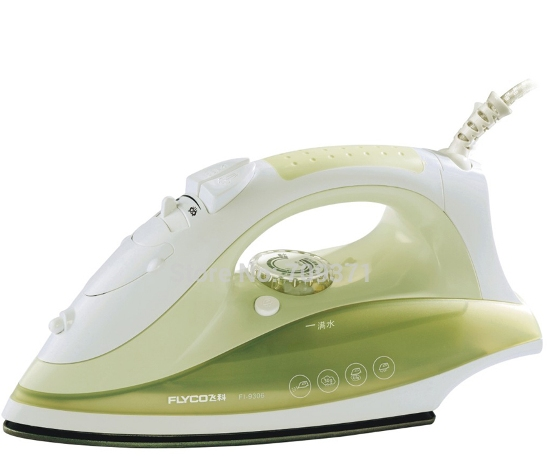 tips to clean steam iron