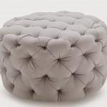 tufted ottomans