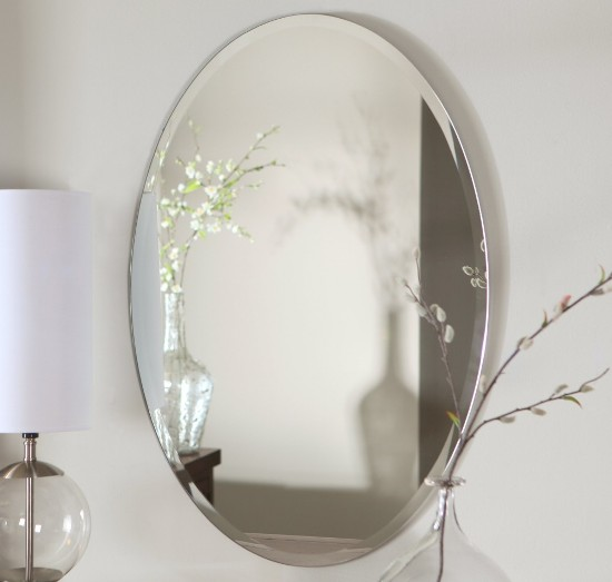 make your house shine bright with mirrors