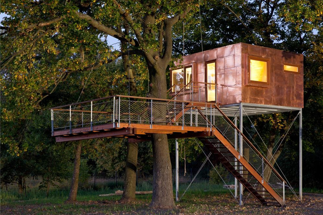 5 Tips For Building The Best Treehouse Ever