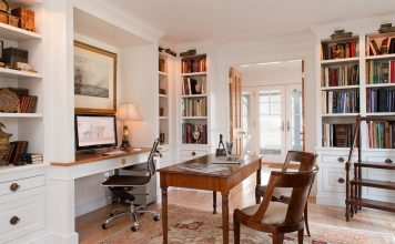 Five tips to design the perfect study room