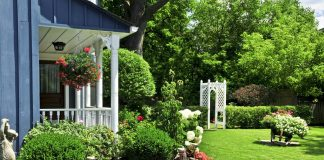 7 tips for decorating gardens