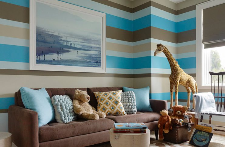 Give Your Home a Genial Look With Decorative Paints