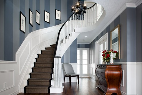 Ideas For Painted Stair Runners Home Interiors Blog