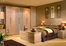 Cupboard design ideas for small bedrooms