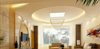 tips to make a ceiling look lower