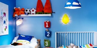ways to decorate a kids room