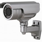 electronic home security system