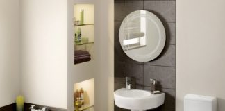 tricks to clean your bathroom