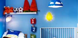 tips for choosing wall color for kids rooms