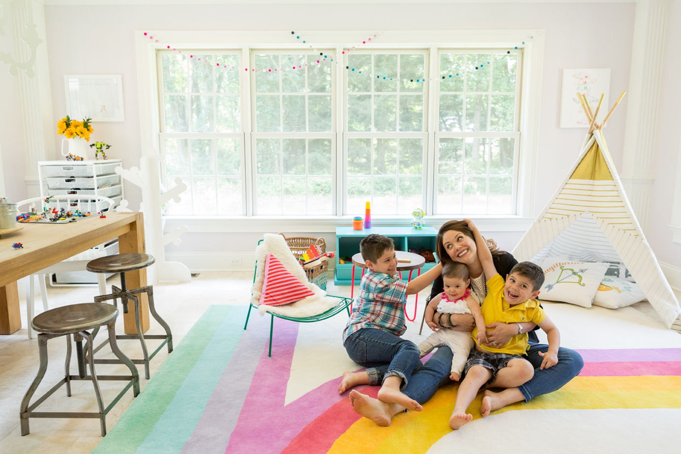 10 Amazing Kids Room Ideas: 5 Amazing Tips To Create The Perfect Playroom For Your Kids