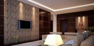 How To Select The Best Wallpaper For Your Living Room?